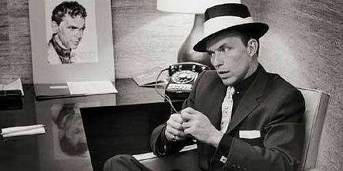Frank Sinatra: You wanna tell him model railways aren't cool?